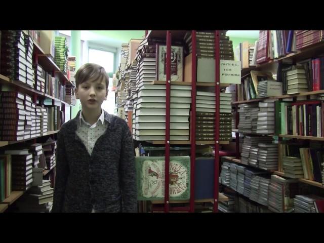 Изображение предпросмотра прочтения – ГенаровАрсений читает произведение «Ворона и Лисица» И.А.Крылова