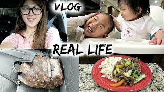 REAL LIFE VLOG 🙌 WHAT I COOK IN A WEEK!