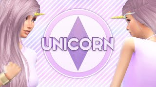 The Sims 4: Create A Sim | Unicorn ✧˖°