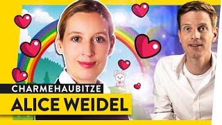 Alice Weidel - schrecklich sympathisch | WALULIS
