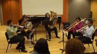 Killer Tango - Sonny Kompanek (Yuisa Brass Quintet)