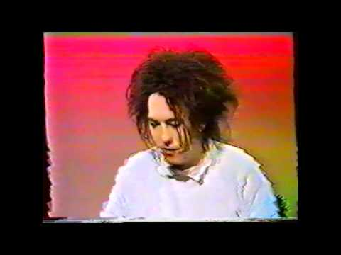 Robert Smith (The Cure) 1985 Interview with Gary Davies