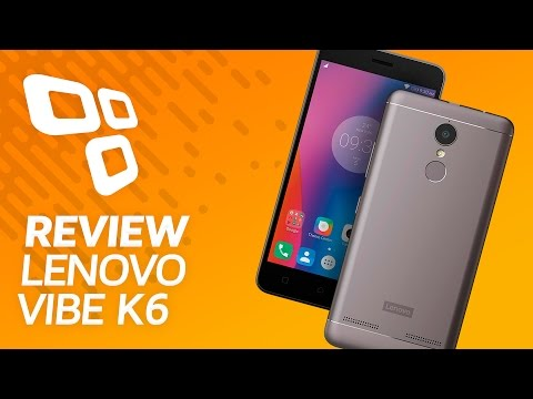 Lenovo Vibe k6 - Review - TecMundo