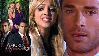 Amores Verdaderos: ¡Nikki es secuestrada! | Escena - C15 | Tlnovelas