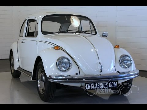 1973 Volkswagen Beetle >> Volkswagen Beetle 1973 Video Www Erclassics Com