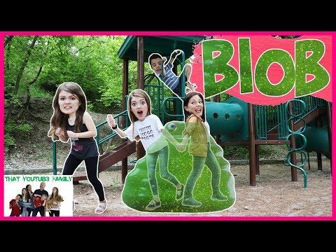 Blob Tag / That YouTub3 Family