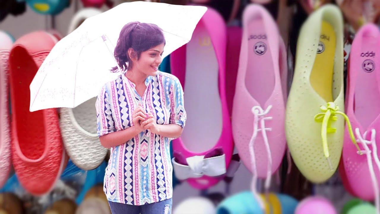 Rainy footwear for ladies online india