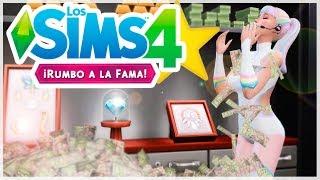 🎬⭐️PROBANDO Los Sims 4 ¡RUMBO A LA FAMA! POR PRIMERA VEZ!! 🤩 ¿MERECE LA PENA ESTA EXPANSIÓN?