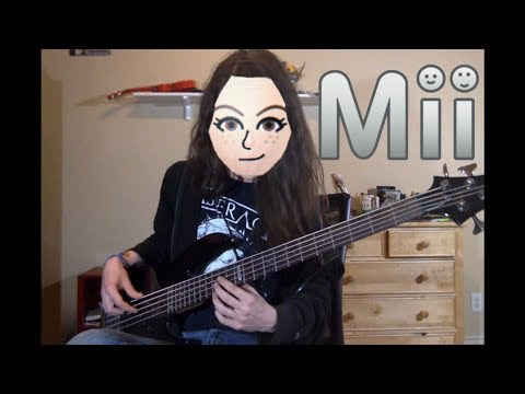 Mii Channel Metal Cover