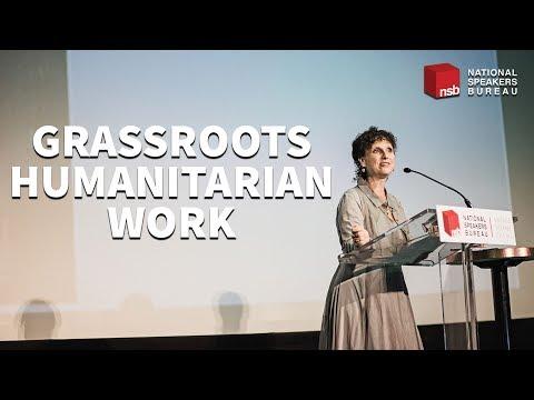 Ilana Landsberg-Lewis on Grassroots Humanitarian Work