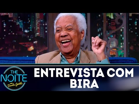 Entrevista com Bira | The Noite (12/07/18)