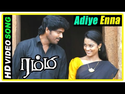 Rummy Movie Scenes | Adiye Enna Song | Inigo follows Gayathri | Vijay Sethupathi goes home
