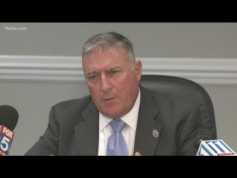 Kemp Appoints Doraville Police Chief As Interim Insurance Commissioner