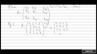 19. Ранг матрицы. Ранг системы векторов