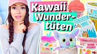 Kawaii Wundertüten - wir testen ALLE 😍| ViktoriaSarina