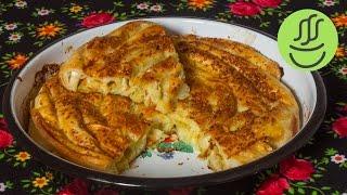 Pırasalı Börek - Hazır Yufkadan Kolay Pırasa Böreği Tarifi