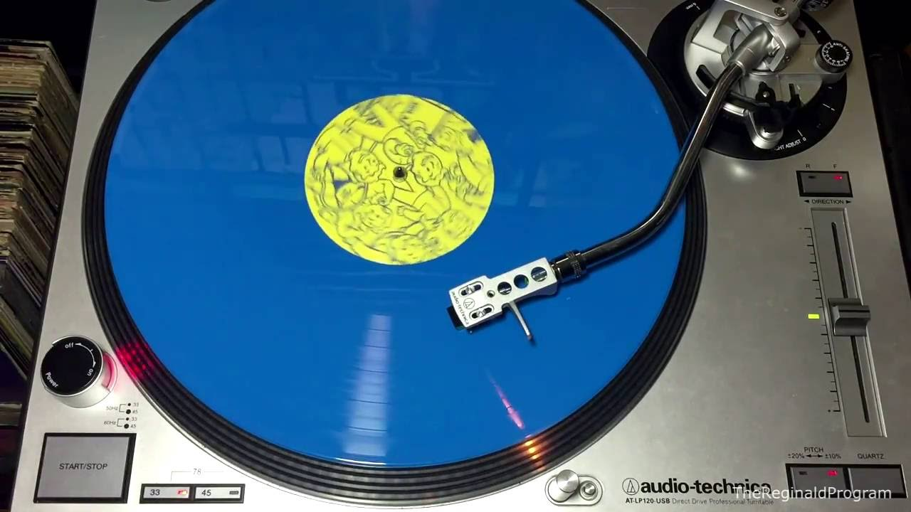 Fallout 4 Deluxe Vinyl Soundtrack Side A Vinyl Rip Spacelab9 Youtube