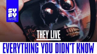John Carpenter's They Live: Everything You Didn't Know | SYFY WIRE