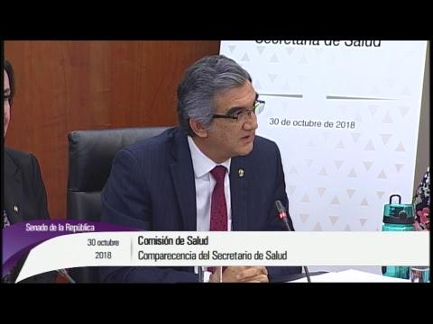 Requiere México de un servicio nacional de salud renovado y fortalecido: José Narro Robles