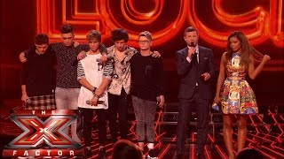 Overload Generation leave the competition | Live Results Wk 1 | The X Factor UK 2014