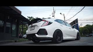 Honda CIVIC FCv by H.drive Racing Product