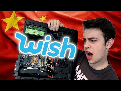 I Built A PC Only Using WISH!