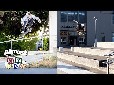 Almost Skateboards MV