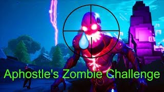 Aphostle's Zombie challenge - Kill everything