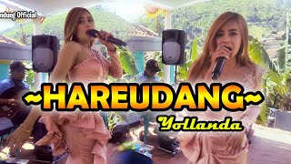 Download Lagu HAREUDANG Koplo Kendang Rampak Cover Yollanda mp3
