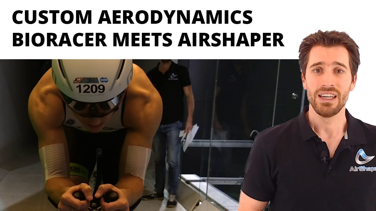 Custom Aerodynamics - Bioracer meets AirShaper