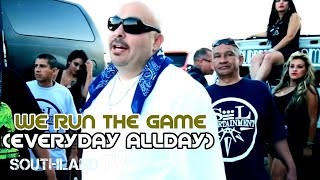 Everyday All Day (WE RUN THE GAME)- Ft Malow Mac, Trigger, Ese Saint, Hillside & Mister D