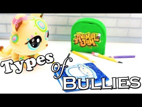 LPS - Ten Types of Bullies