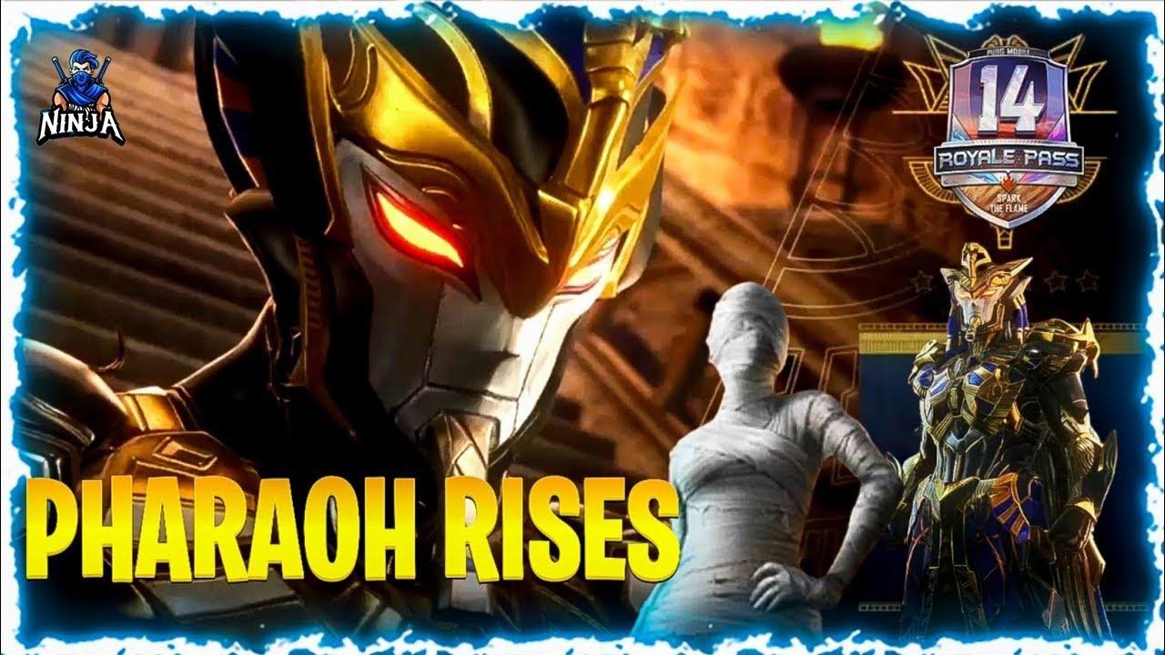 🔴Pharaoh Rises Set is Here | Its Ninja Pubg Emulator Live[Telugu/Hindi]-[08-08-2020]