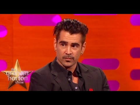 Colin Farrell and Jeremy Clarkson's Panto Metaphors - The Graham Norton Show
