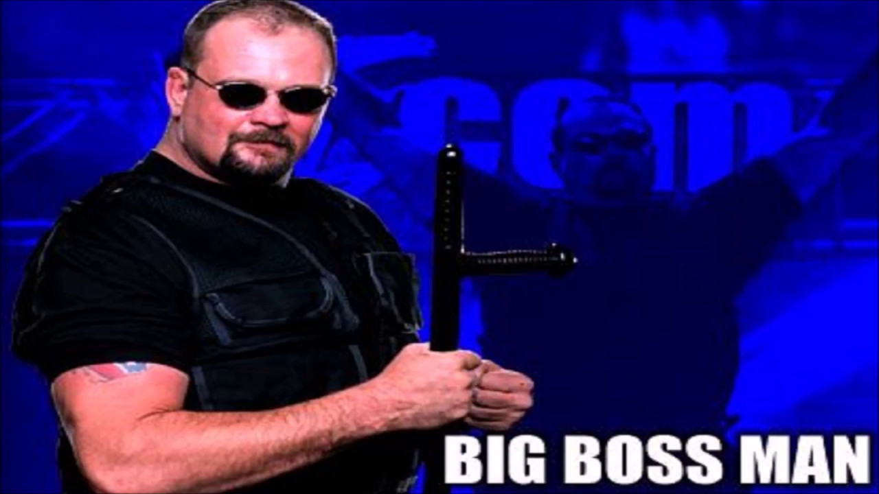 Big Boss Man Theme Song - Guard
