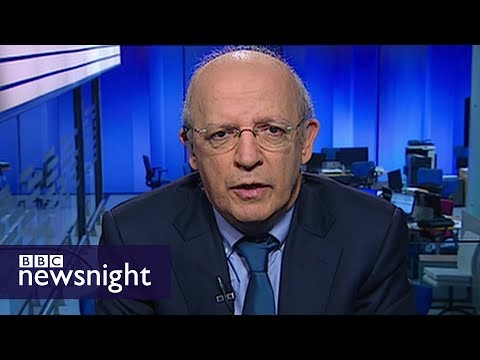 'We have to reach an overall agreement': Portuguese Foreign Minister on Brexit - BBC Newsnight