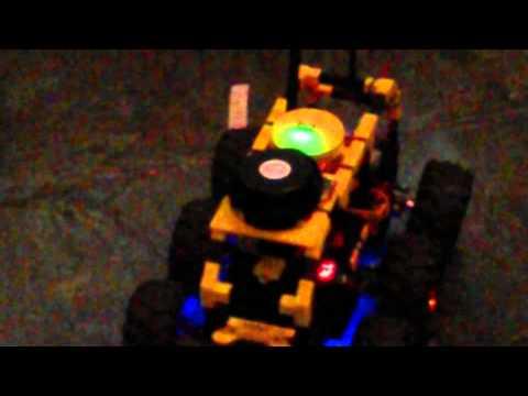 OSHWDem 2014 Domus - drone Wheelie con gprs y radar Open Lidar 1/3