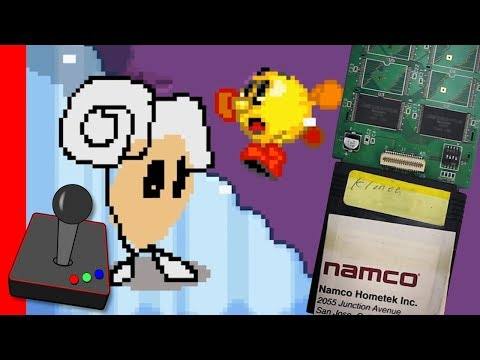 Pac-Man World 2 GBA Prototype! Tons Of Differences! - H4G