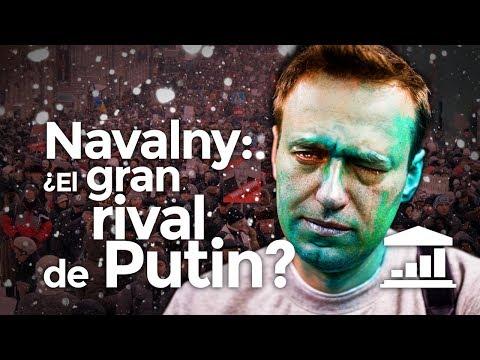 ¿Está PUTIN amenazado por NAVALNY? - VisualPolitik