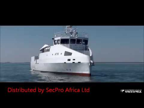 diving support vessel secpro africa