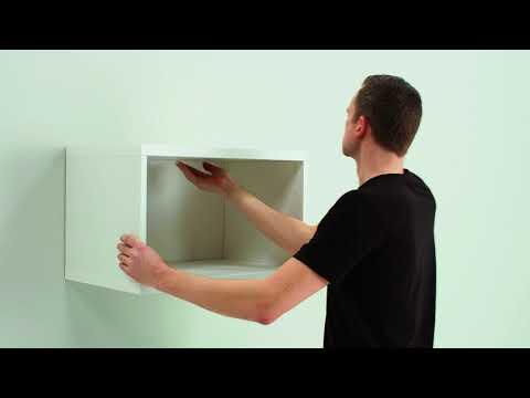 Bestå Ophangrail Monteren Ikea Helpt Youtube