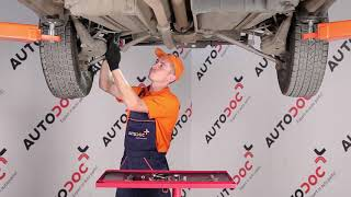 Check out our useful videos about Suspension and Arms maintenance