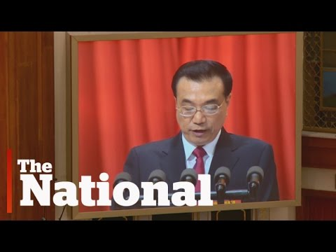 Chinese leaders gather for National People's Congress