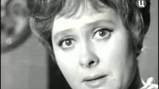 Калугина в новом образе - в спектакле quot;Сослуживцыquot; (1973).