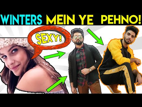 YE 6 WINTER OUTFITS aapko SEXY banaegi! 😱 Winter outfits for Indian men