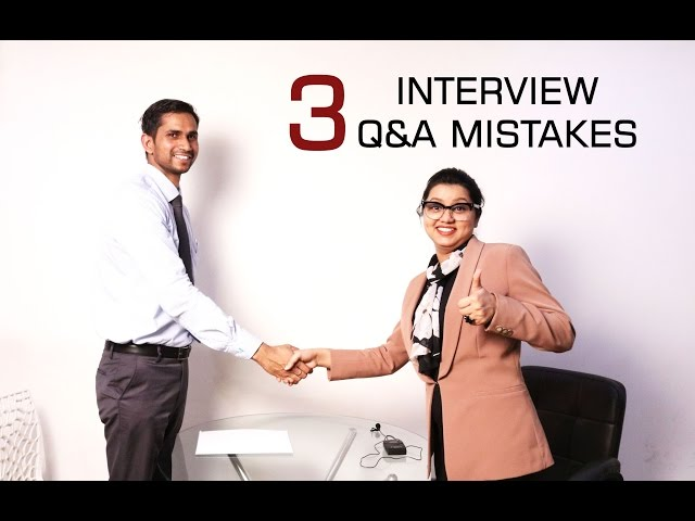 Sample Interview Practice - Questions and Answers | Part 2