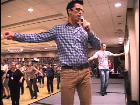 Windy City Waltz (Walk-Thru Only With Music) - Line Dance (Simon Ward, Darren Bailey, Ria Vos)