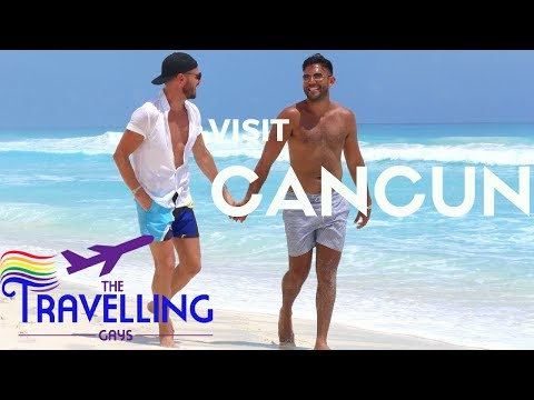 The Travelling Gays Visit Cancun | The Travelling Gays