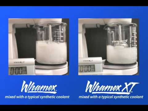 Turn Your Machine Cleaning Downtime Into Uptime With Whamex XT™