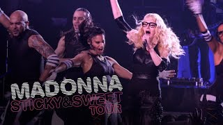 Madonna - Give it 2 me Sweet and Sticky Tour (Soundboard live)